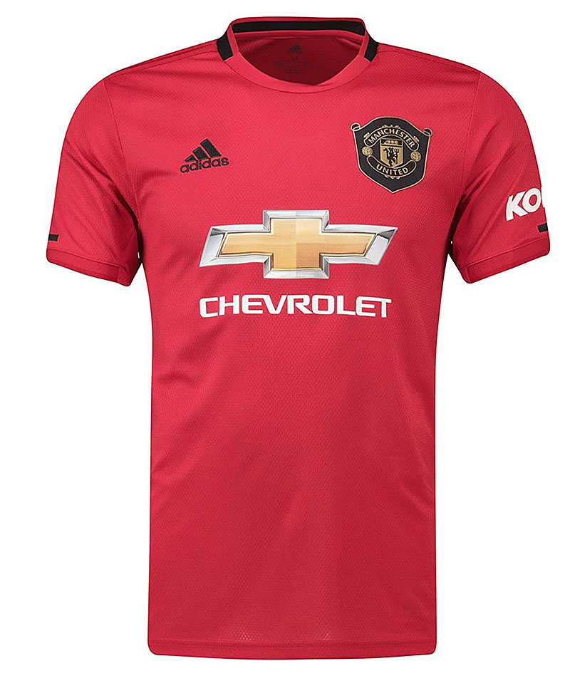 Manchester United Home Jersey Shirt 2019-20 | Seli