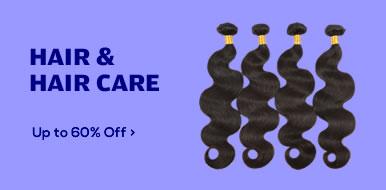 Hair & Hair Care