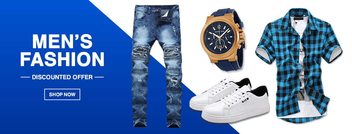 Seli Men Fashion