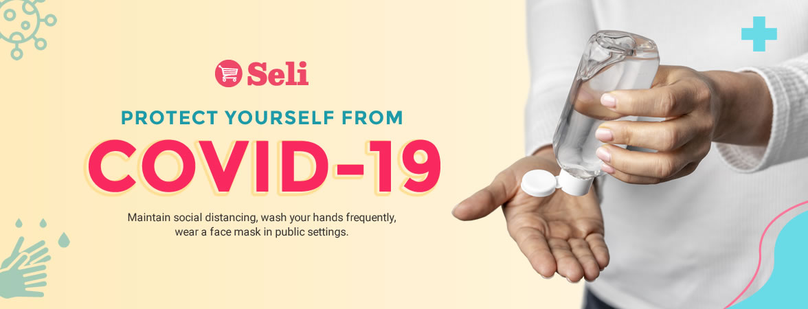 Protect Yourself from Covid-19 - Seli.com.ng