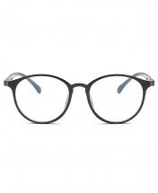Plastic Titanium Glasses Frame Lightweight Unisex Round Frame Glasses