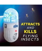 Atomic Zapper Mosquito Killer Ultrasonic Pest Repeller