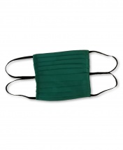 2-Pcs Double-Sided Protective Cotton Face Mask - Green