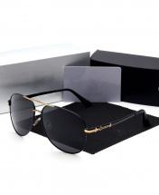 Mercedez Benz MB742 Aviator Polarized Sunglasses with UV400 Protection