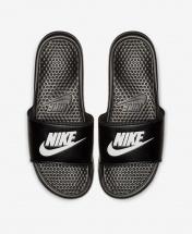 Nike Benassi JDi Slides - Black