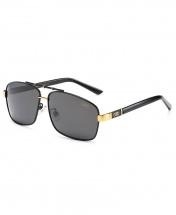 Audi AD550 Aviator Polarized Sunglasses with UV400 Protection