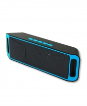 AX208 Wireless Bluetooth Dual Big Magic Sound Subwoofer Speaker