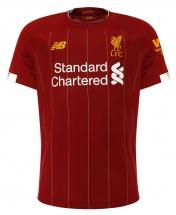 Liverpool FC Mens Home Jersey Shirt 19/20 - Seli Marketplace - Seli.com.ng