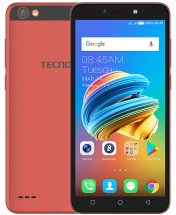 "TECNO Pop 1 Pro (5.5"", 16GB + 1GB RAM, Bordeaux Red)"