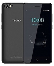 TECNO F1 (5.0-Inch, 8GB + 1GB RAM, Black)