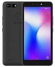 TECNO Pop 2 Power (5.5-inch, 16GB + 1GB RAM, Black)