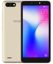 TECNO Pop 2 Power (5.5-inch, 16GB + 1GB RAM, Gold)