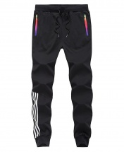 Casual Sports Wear Straight Slim Track Pants