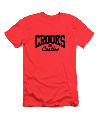 Squad Life Core Cotton T-shirt - Red