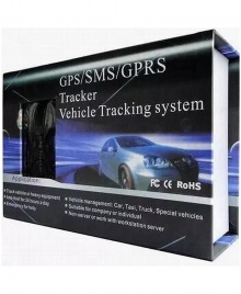 Extra Efficient GPS/SMS/GPRS Vehicle Tracking System + Installation