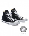 Converse All Star Unisex High Top Sneakers Shoes - Black