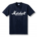 Marshall Cotton T-shirt - Navy